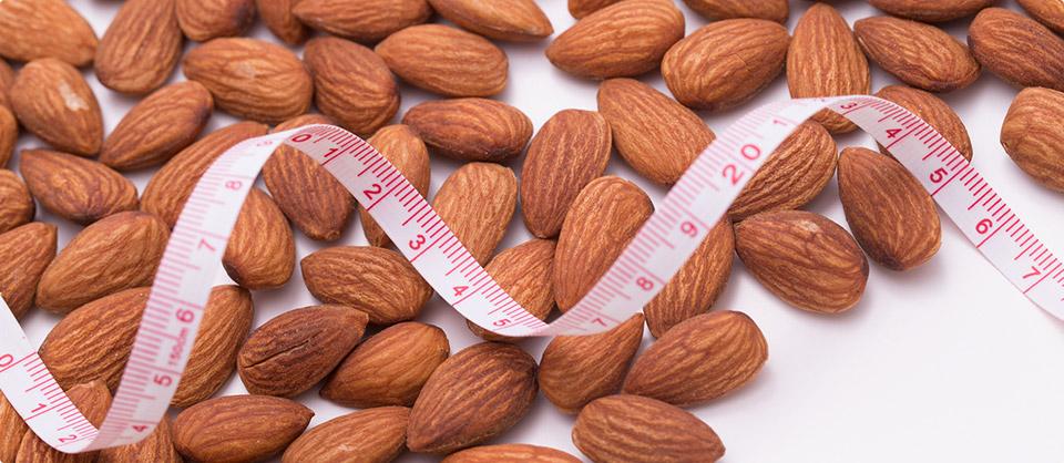 アーモンドは高カロリーで太る?
