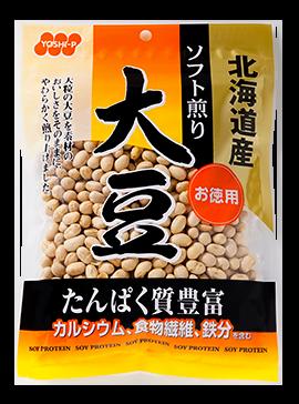 徳用北海道産ソフト煎り大豆