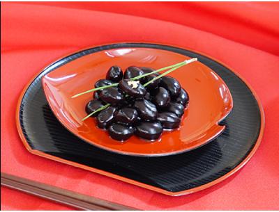≪レシピ≫丹波黒大豆煮豆
